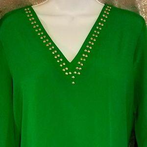 MK women's blouse